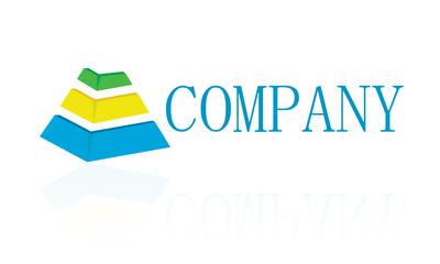 Pyramid Build Logo Company