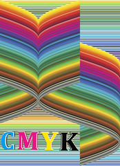 CMYK, the key element for the printing industry