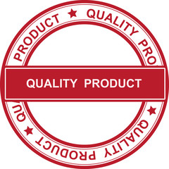 STAMP QUALITY PRODUCT