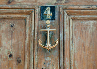 The Door at Number 4