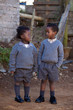 Two small students