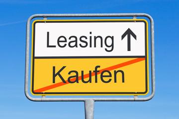 Kaufen und Leasing