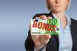 Visitenkarte Bonus-Stempel