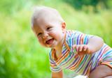 Fototapety baby natur