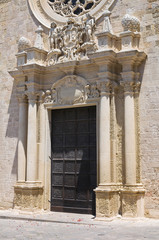 Cathedral of Otranto. Puglia. Italy.