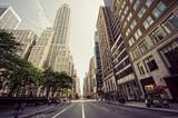 Fototapety avenue à new york