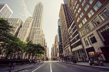 avenue à new york