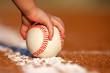 Grabbing a Baseball