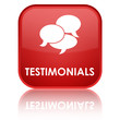 """Testimonials"" red button"