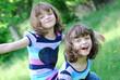 Eineiige Zwillinge