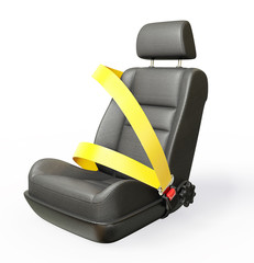 car chair