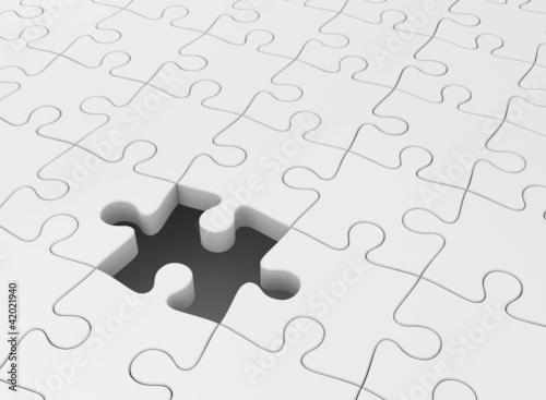 Jigsaw puzzle © AKS