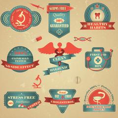 Health and Medical Badge