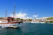 Marmaras summer resort at Halkidiki in Greece