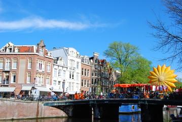 amsterdam - Koninginnedag