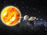 Solar system - Fine Art prints
