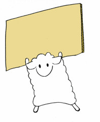 sheep-argue