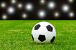 Fußball im Stadion