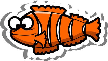 мультфильм рыбы