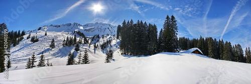 Fototapeten,winterlandschaft,winterwetter,landschaft,winter
