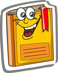 Мультфильм школьные сумки,  книги, тетради