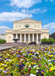 Bolshoi Theatre in Moscow, Russia