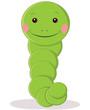 Cute worm