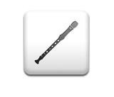 Boton cuadrado blanco flauta