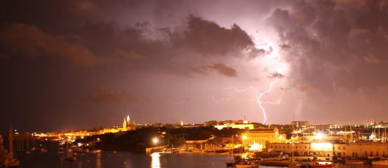 Valletta Storm