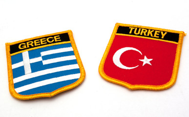greece and turkey
