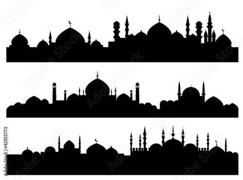 Muslim cityscapes