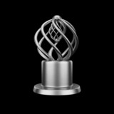Trophy award conceptual design