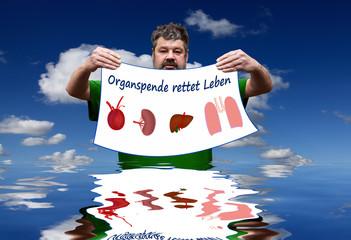 Organspende rettet