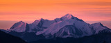 Fototapeta Alpy - pejzaż - Wysokie Góry