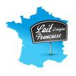 lait d'origine française