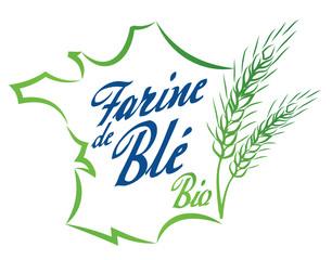 farine de blé française