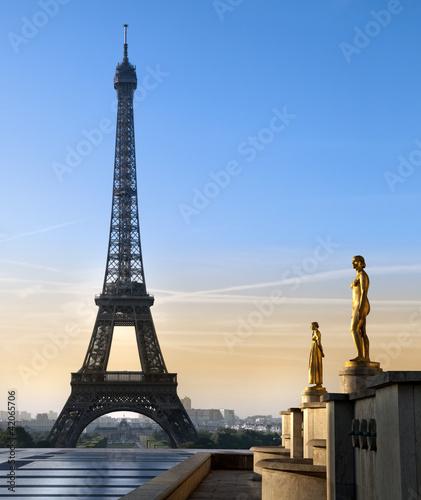 Fototapeten,turm,eiffel,eiffel tower,paris
