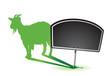 panneau : lait ou fromage de chèvre