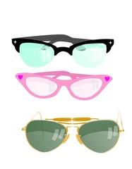 Vintage Eyeglasses or sunglasses, ready to wear