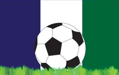 calcio bandiera