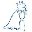 coq, symbole de la france