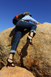 Woman high heels adventure holiday outback Australia