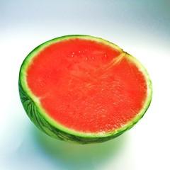 halbe Melone