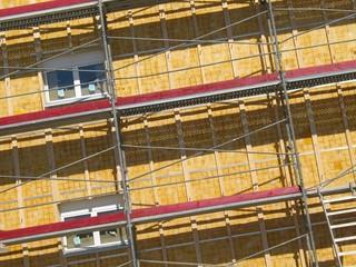 Dämmung - Wohnungsbau