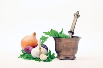 cuisine - herbes & aromates