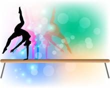 Gymnastique artistique - Poutre