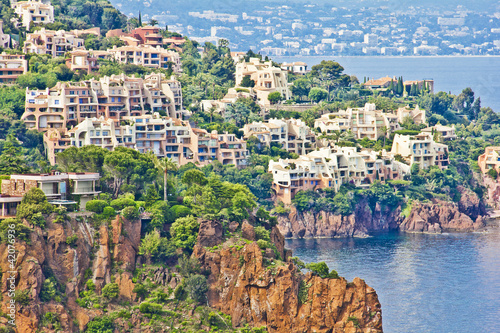 L'Esterel, south of France