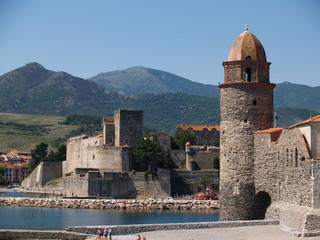 Collioure, pays catalan