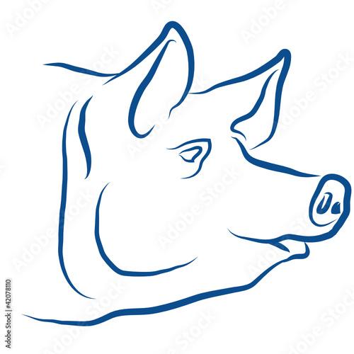 le porc, le cochon