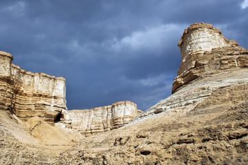 mountain canyons